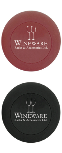 Wineware - Branded Pulltex Wine Bottle Stoppers