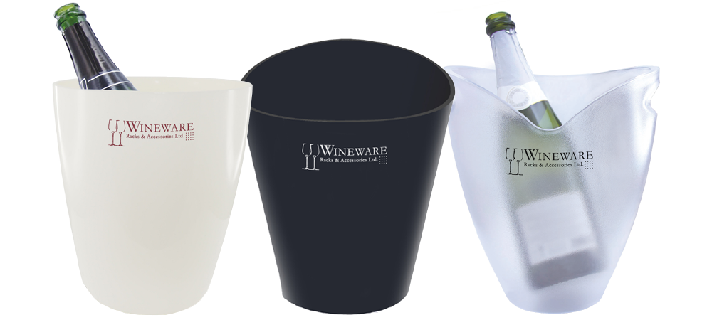 Wineware Branded Wine Buckets