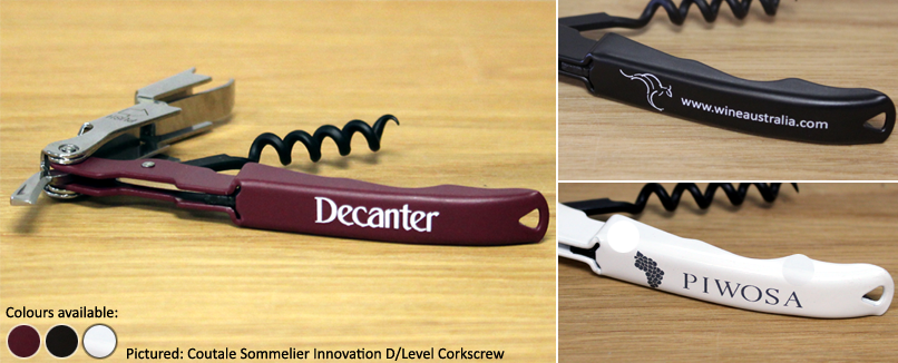 Wineware Branded & Personalised Corkscrews