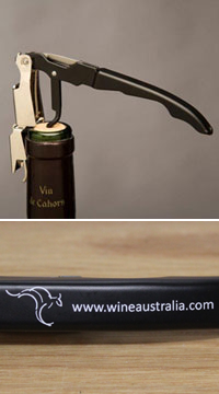 Branded Coutale Corkscrew
