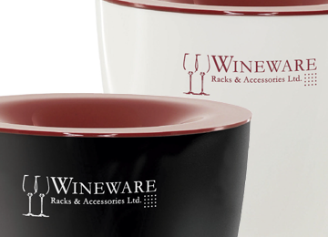 Wineware Branded & Personalised Wine Spittoons