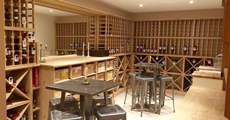 Custom Wine Cellar Testimonials