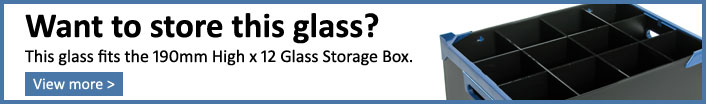 Want to store this glass?