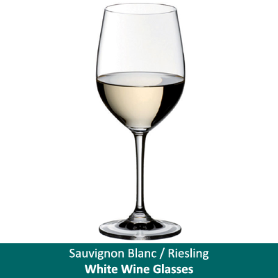 Sauvignon Blanc / Riesling White Wine Glasses