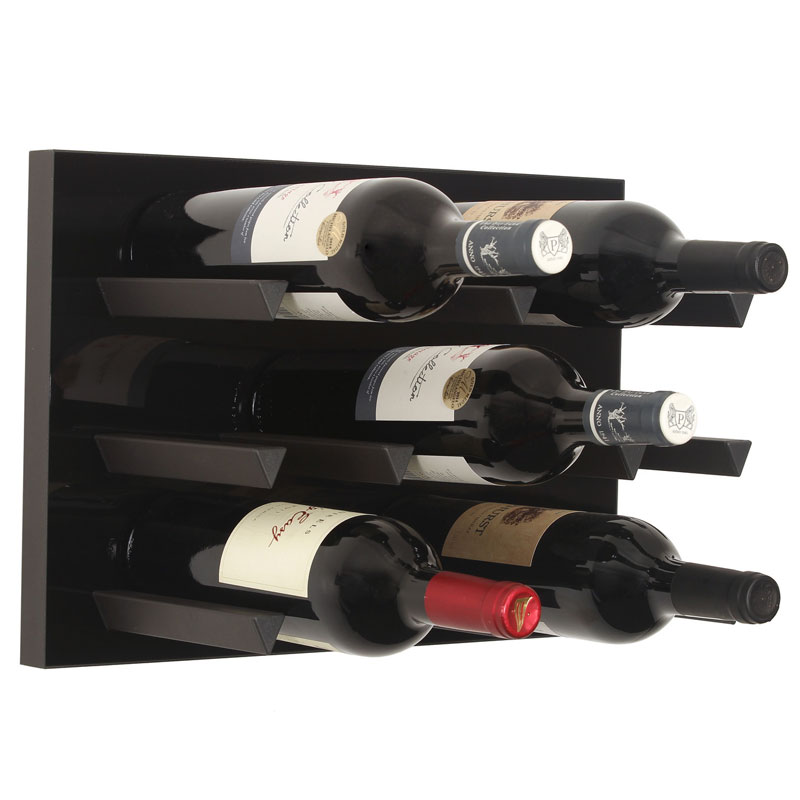 Vinowall - Wall-mounted Metal Wine Rack