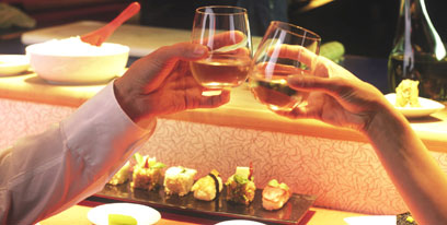 Best appetisers to serve with wine
