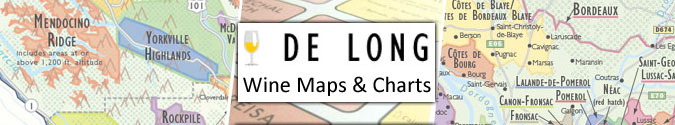 De Long Wine Maps & Charts