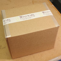 Wineware labelling on your goods