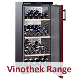 Liebherr Vinothek Range