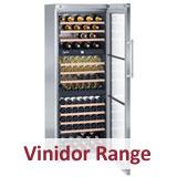 Liebherr Vinidor Range