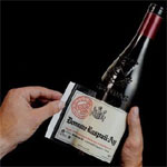 How to safely remove wine labels