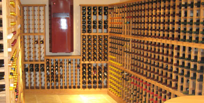Wine Cellars / Wine Rooms