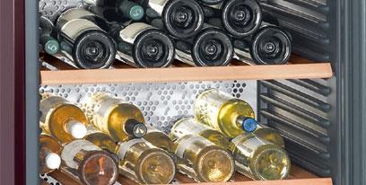 Wine Storage Temperature Guide