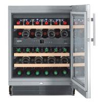 Liebherr Vinidor Under Worktop 2/3 Temperature Wine Cabinet - WTUes 1653