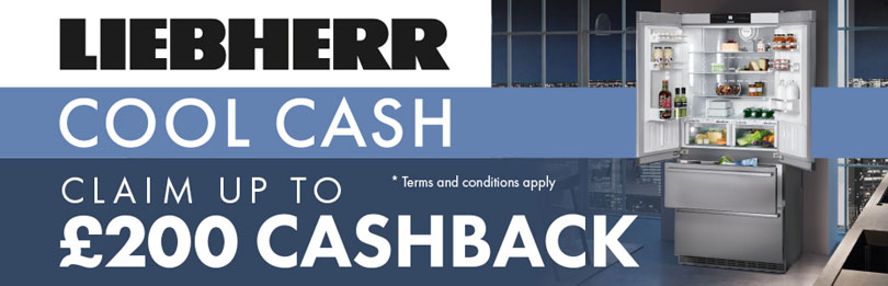 Cool Cash - Up to £200 OFF!
