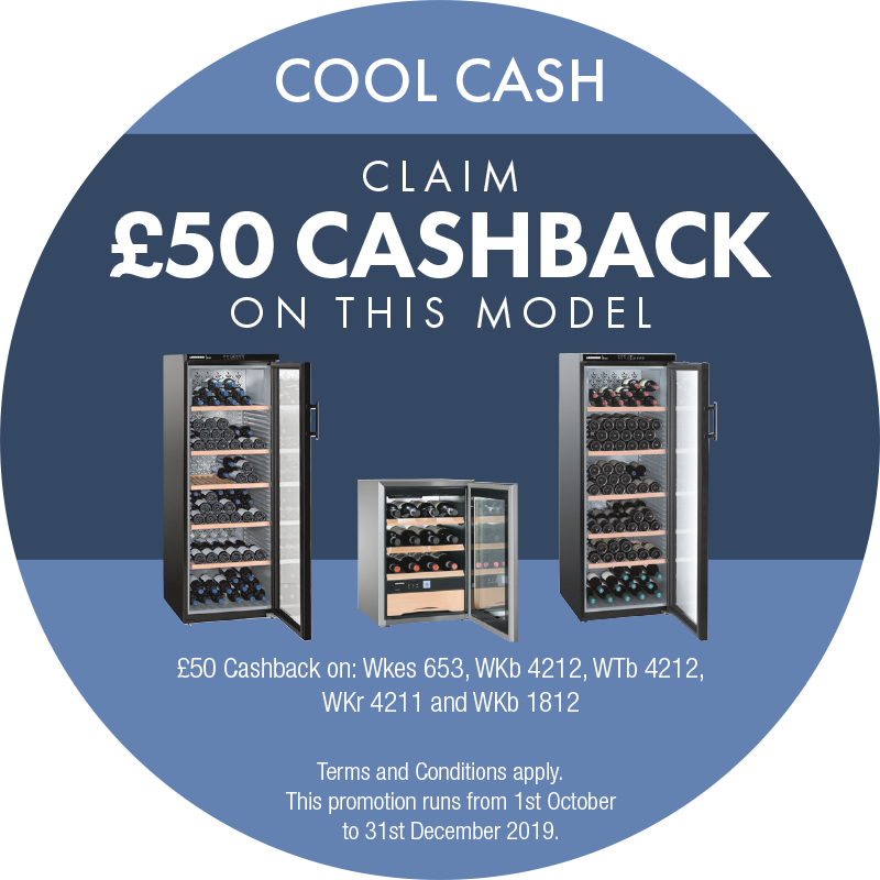 Cool Cash - Claim £50 Cashback!