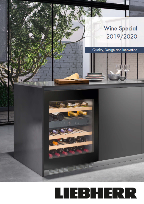 Liebherr Wine Special Brochure 2019/2020