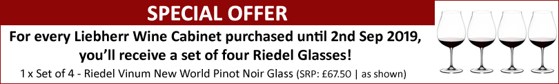 Liebherr Riedel Special Offer