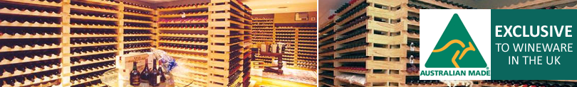 Modularack Wine Racks - Exclusive to Wineware in the UK