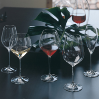 Riedel Vinum Extreme glasses can be used on a daily basis