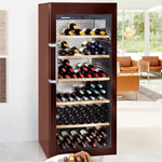 Storing wine to keep it cool