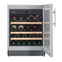 Liebherr GrandCru Under Worktop Single Temperature Wine Cabinet - UWKes 1752