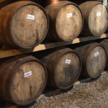 Barrels of Whisky