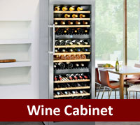 Barware - Wine Cabinet