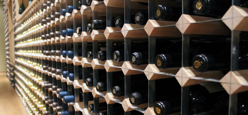Wine Cellars / Wine Rooms