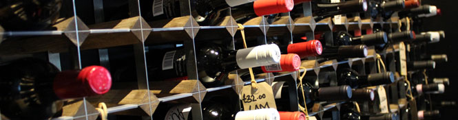 Traditional Wine Racks