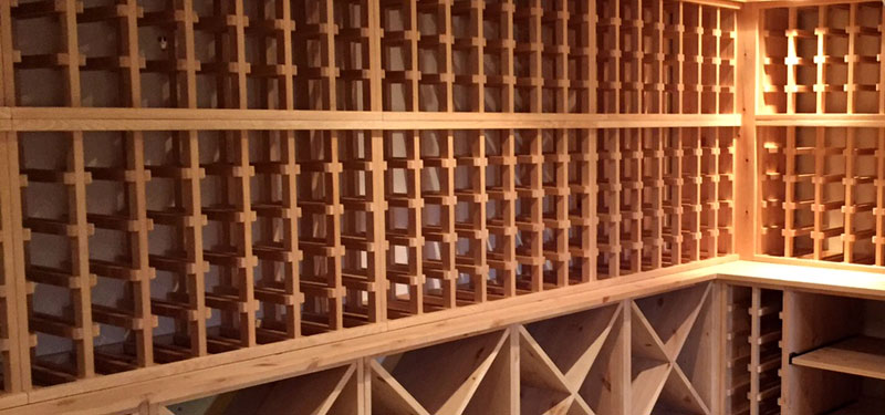 Wine Racking supplied by Wineware.co.uk
