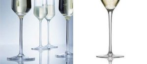 What's the difference between a Champagne Tulip and a Champagne Flute?