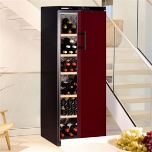 Liebherr single temperature wine cabinet