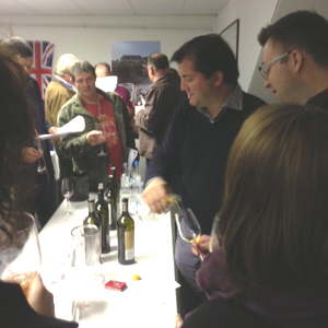 Australian Wines Tasting at Hennings, Pulborough