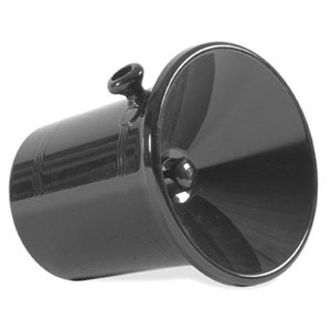 Black Plastic Standard Wine Spittoon (5L)