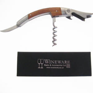 Wineware's Waiter's Friend Double Lever Corkscrew