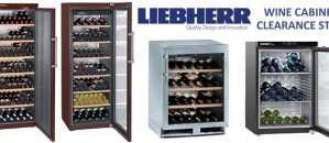 Cool prices with the Liebherr Wine Cabinet Sale!
