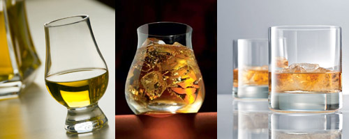 Whisky and water