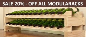Modularack Wine Rack Sale