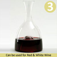 Best Wine Decanters - White Wine