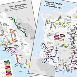 Wine Maps | Wine Knowledge