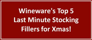 Wineware's Top 5 Last Minute Stocking Fillers for Xmas! | Wineware.co.uk