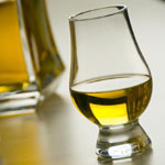The perfect Gift for Him...Glencairn Whisky Glass