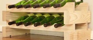Win a 12 bottle wine rack in the Wineware spring Competition!