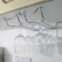 Best ways to store glassware