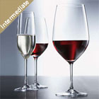 Intermediate Wine Glasses