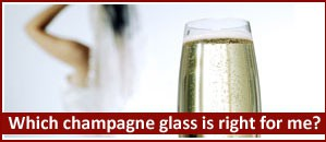 Which champagne glass type is right for me?
