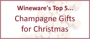 Wineware's Top 5 Champagne Gifts for Christmas! | Wineware.co.uk