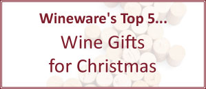 Wineware's Top 5 Wine Gifts for Christmas! | Wineware.co.uk