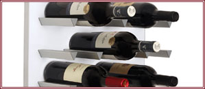 Vinowall Wall Mounted Wine Rack - The modern wine storage solution!